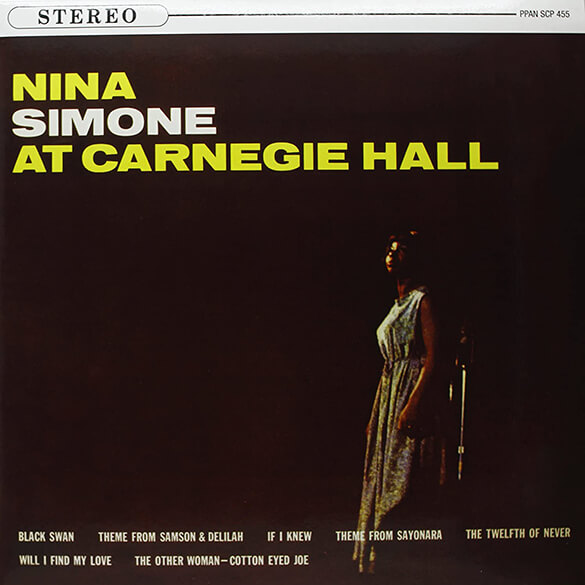 Nina Simone: At Carnegie Hall