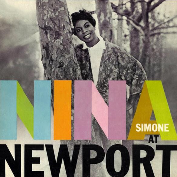 Nina Simone: At Newport