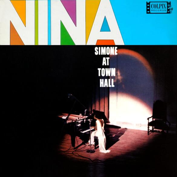 Nina Simone: At Town Hall