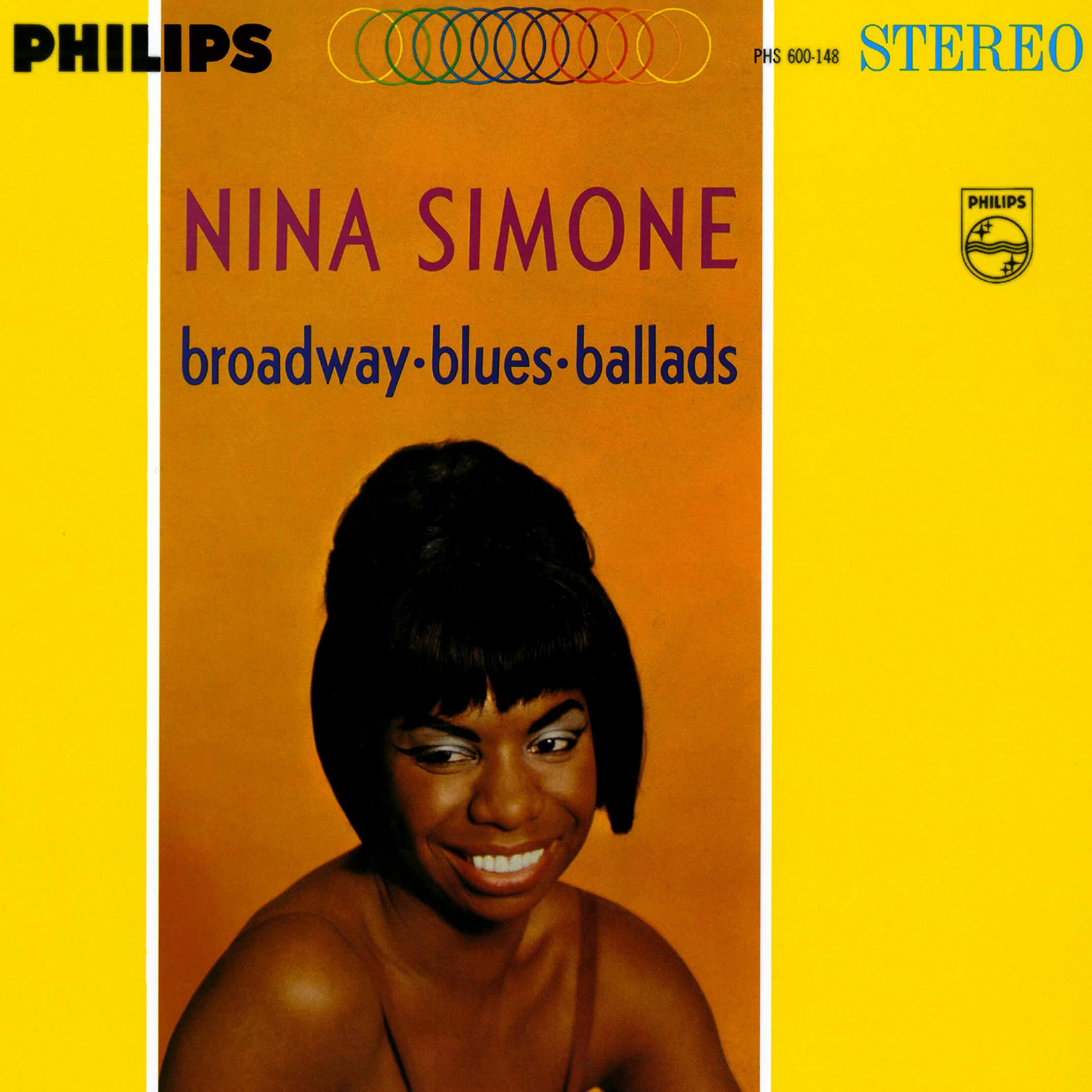 Nina Simone: Broadway - Blues - Ballads