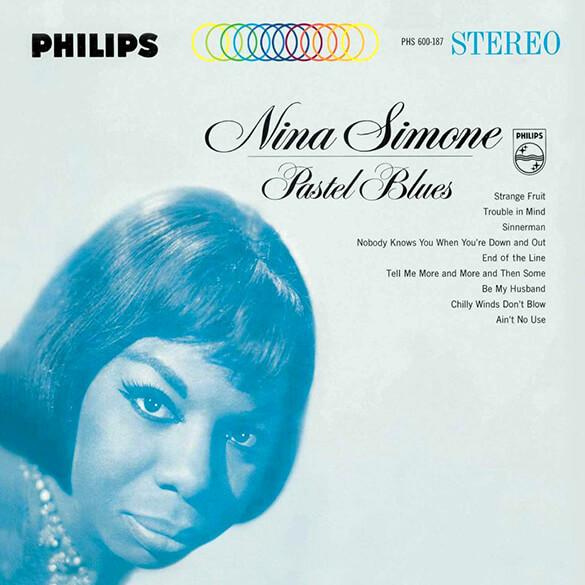 Nina Simone: Pastel Blues