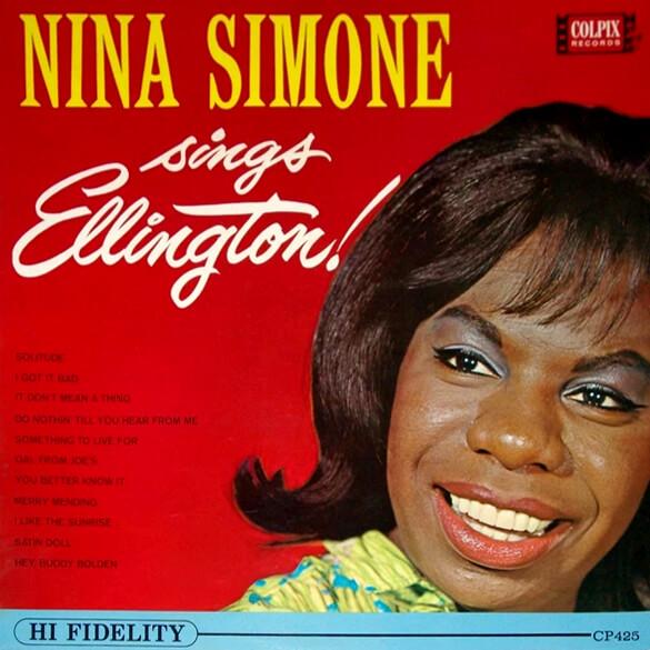 Nina Simone Sings Ellington!
