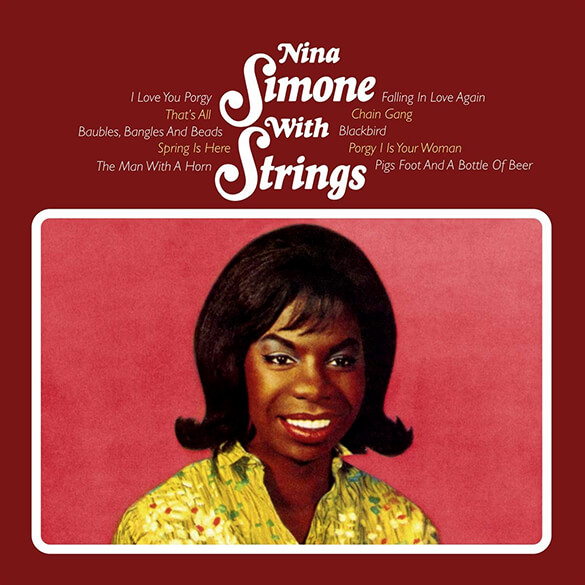 Nina Simone: With Strings