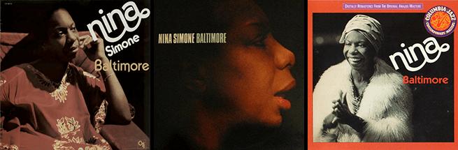 Nina Simone: Baltimore