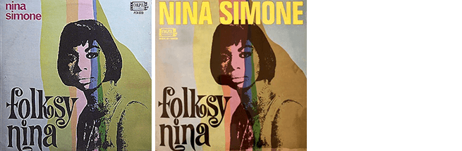 Nina Simone: Folksy Nina