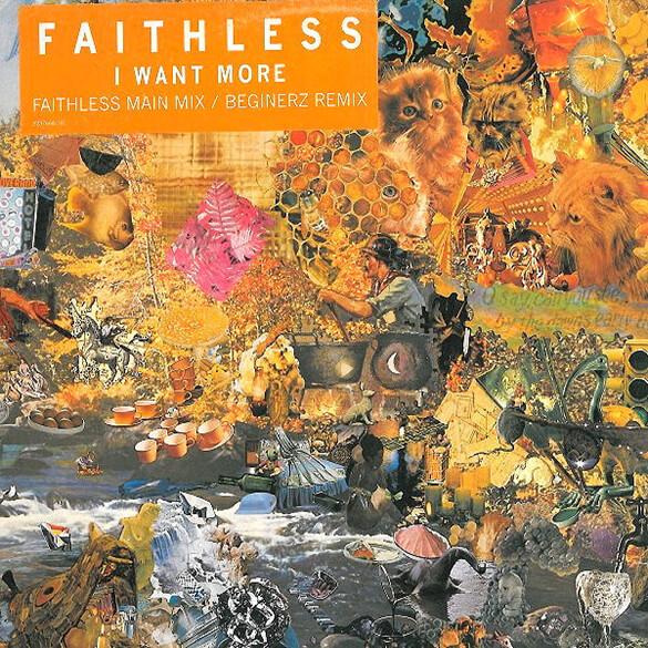 Faithless: I Want More
