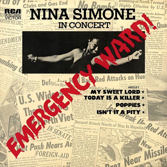 Nina Simone: Emergency Ward