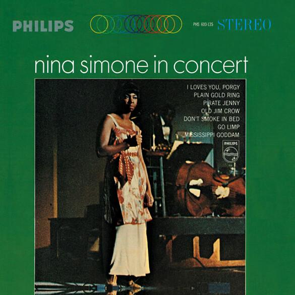 Nina Simone: In Concert