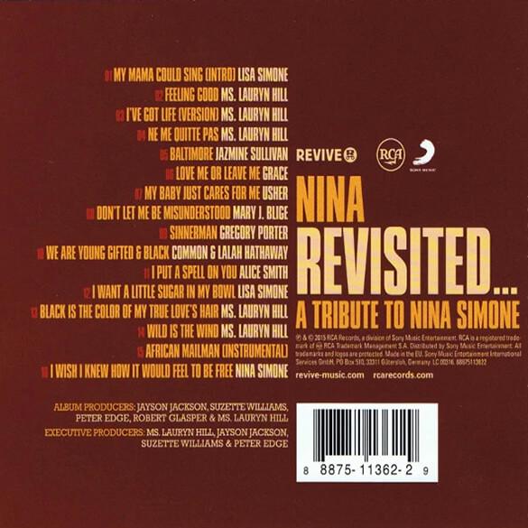 Nina Simone: Nina Revisited