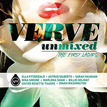 VERVE UNMIXED: THE FIRST LADIES (2013)